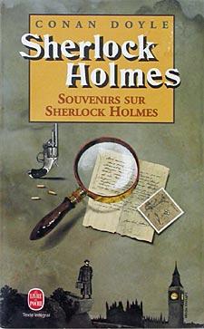 livres sherlock holmes